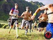 Spartani z Kutné Hory Michal Pavlík a Martina Fabiánová během závodů na Havajských ostrovech.