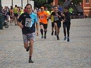 Běžecký závod Dačického 12 13. srpna 2016