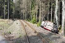 Nehoda u Ostašova