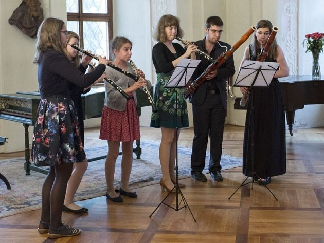 Letní fagotová akademie v Ratajích nad Sázavou