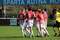 Kutnohoráci hrají v sobotu první zápas v Náchodě.