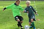 Fotbalový okresní přebor mladších žáků: FK Uhlířské Janovice - FK Čáslav D 2:5 (0:4).