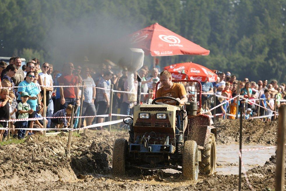 Traktoriáda ve Zdeslavicích, 4. září 2021.