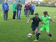 Okresní přebor mladších žáků: TJ Sokol Červené Janovice - FK Čáslav D 0:23 (0:11).