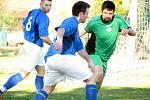Fotbalová III. třída: SK Kluky - TJ Sokol Červené Janovice 2:1 (0:0).