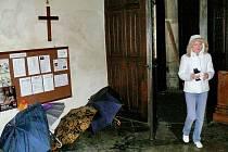 Štědrovečerní bohoslužba v kutnohorském svatém Jakubu