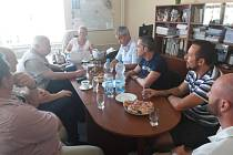 Policisté z policejní školy v Reims navštívili Kutnou Horu