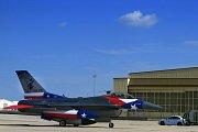 F-16 Texasné národní gardy