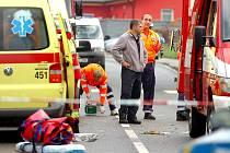 Smrtelná nehoda na Kaňku, 21. 5. 2010