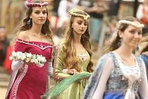 Královské stříbření pokračovalo také v neděli 23. června.