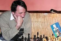 Šachista Květoslav Snížek.