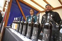 Vinobraní a dožínky na Kačině jsou tradiční záležitostí od roku 2012.