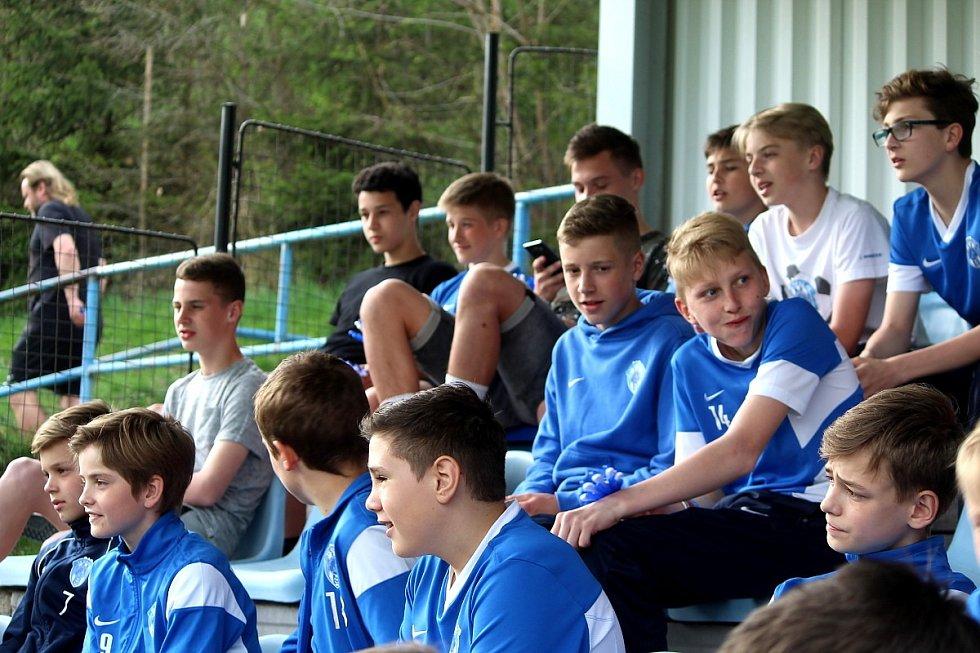 Fotbalová divize C: FK Čáslav - FK Letohrad 2:1 (1:1).
