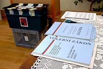 Volby v preghausu Vlašského dvora v Kutné Hoře