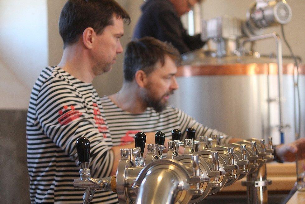 Malešovský pivovar se otevřel veřejnosti