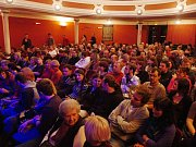 Slet bubeníků Čáslav. 3.11. 2012
