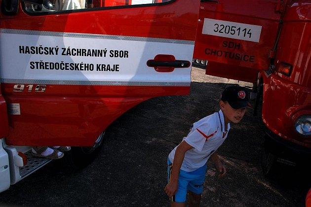 Sbor dobrovolných hasičů Vrdy slavil 125. výročí své existence.