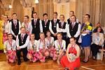 Tanečníci ze Žehušic se umístili na třetím místě na Mistrovství České republiky v plesových formacích a choreografiích polky v Chrudimi.