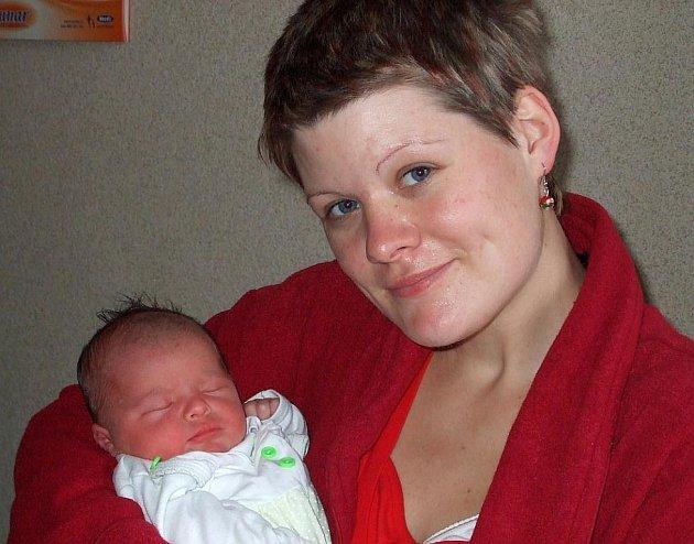 Kateřina Hrubá se narodila 22. února v Čáslavi. Vážila 3400 gramů a měřila 49 centimetrů. Doma v Kutné Hoře ji přivítá maminka Pavla Heresová, tatínek Vít Hrubý a bráška Ondra Hrubý.