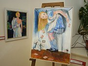 V zámecké galerii ve Zruči můžete zhlédnout první výstavu v roce 2018.