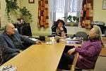 Setkání na Úřadu práce Kutná Hora.