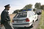 Dopravní nehoda u Damírova, při které vysoce postavený úředník z ministra vnitra Vladimír Zeman utrpěl komplikovanou zlomeninu levé stehenní kosti.