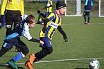 Česká fotbalová liga mladších žáků U12, TJ Svitavy - FK Čáslav 9:1.