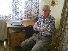 František Starý z Čáslavi vzpomínal na osudy svého otce za první světové války a jeho dlouhý návrat domů.
