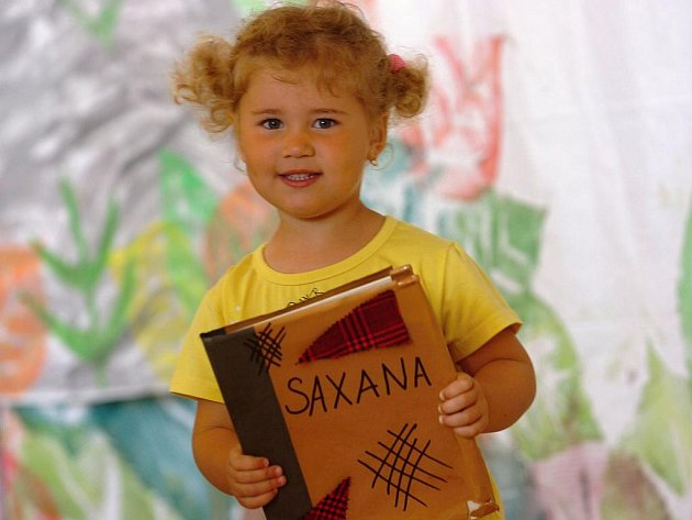 Děti z Mateřské školy v Nových Dvorech nacvičovaly pohádku.