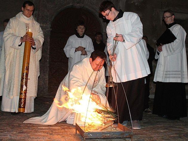 Velikonoční vigilie u sv. Jakuba v Kutné Hoře