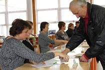 Komunální volby 2014 - Uhlířské Janovice.