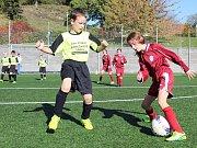 Fotbalový mistrovský turnaj mladších přípravek v Čáslavi: Sokol Potěhy - FK Čáslav C 9:5.