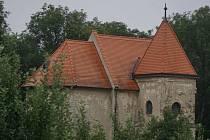 Kostel svatého Bonifáce, Lochy u Čáslavi