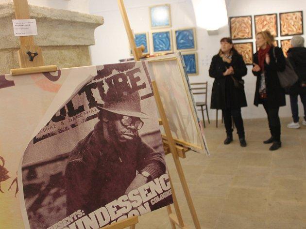 Skupina TRES+ vystavuje ve Spolkovém domě v Kutné Hoře