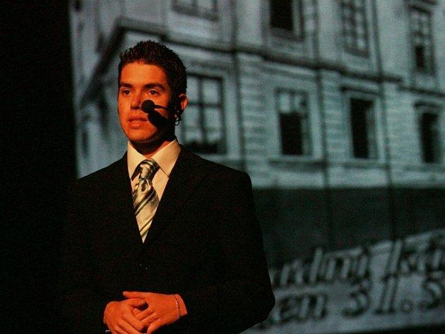Studenti  Gymnázia Jiřího Ortena Kutná Hora v divadle ukázali, co umí.