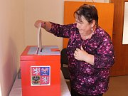 Volička v Močovicích.