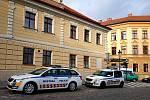 Služebna Městské policie v Kutné Hoře.