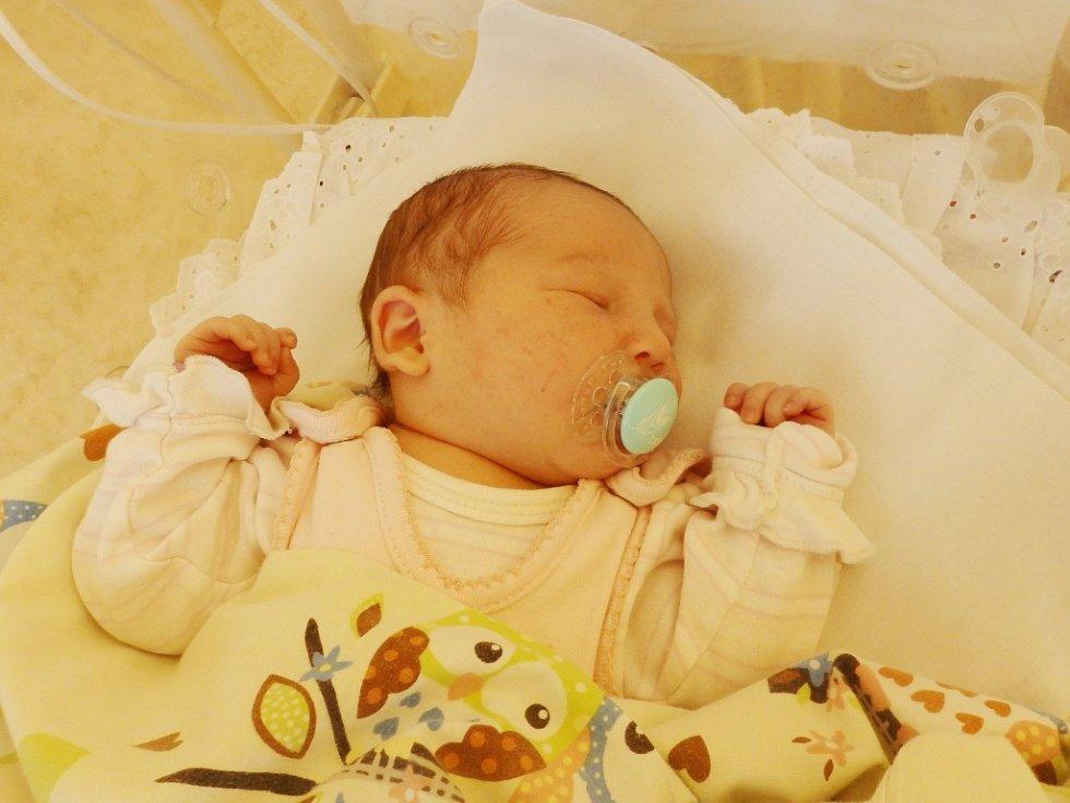 Zuzana Veselá se narodila 8. března v Čáslavi. Vážila 3180 gramů a měřila 48 centimetrů. Doma v Kutné Hoře ji přivítali maminka Vendula, tatínek Vlastimil a bratr Martin.