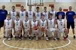 Český basketbalový výběr do osmnácti let vyzve Belgii na kutnohorské Klimešce.