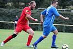 Fotbalová III. třída: TJ Sokol Paběnice B - TJ Sokol Červené Janovice 2:0 (1:0).