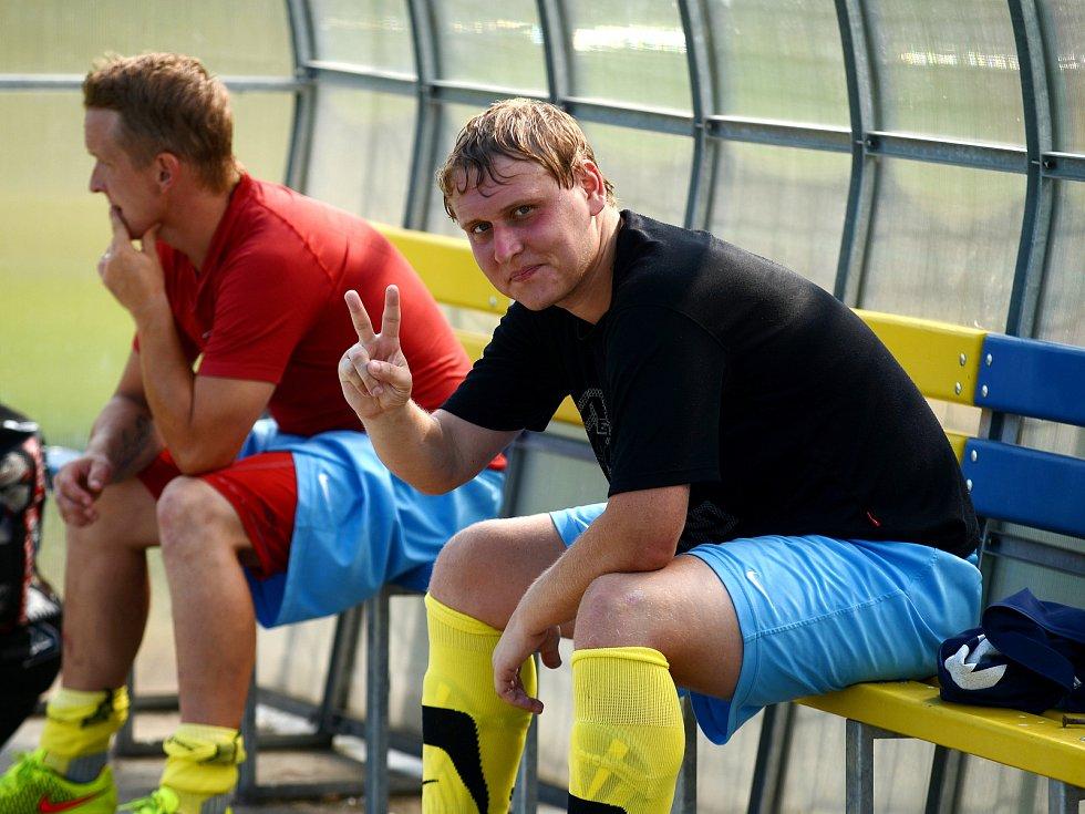 Fotbalisté Zruče nad Sázavou museli zrušit B-tým.