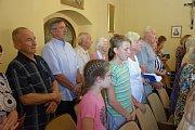 Kaple ve Vlastějovicích má nový zvon.