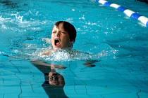 Kutnohorská olympiáda - plavání
