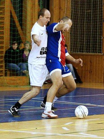 Club Deportivo futsalová liga - 1.hrací den, 10.listopadu 2011.