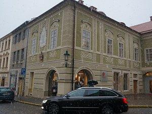 Slavnostní otevření Dačického domu  29. února 2016