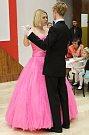 Radostné chvíle prožili tanečníci při své první prodloužené.