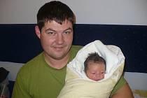 Magdaléna Kroupová se narodila 6. ledna v Čáslavi. Vážila 3200 gramů a měřila 50 centimetrů. Doma v Močovicích ji přivítali maminka Zdeňka a tatínek Lukáš.
