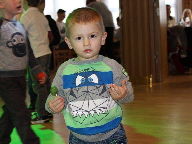 Dětský ples v Čáslavi