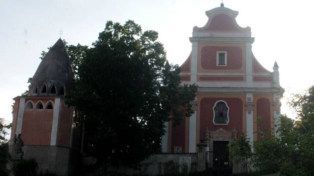 Kostel svatého Marka, Žehušice