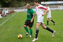 Fotbal I. A třída: K. Hora - Rejšice 3:1, neděle 7. září 2009